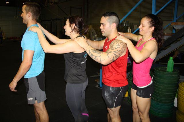 Group massage 2