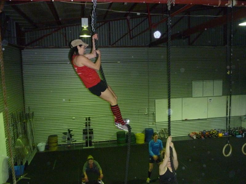 Lana rope climb