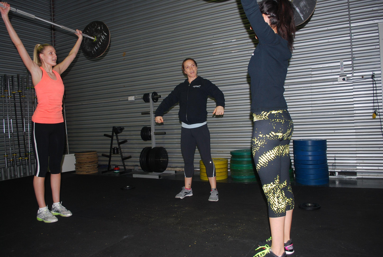 Jess, Brooke and Eleni