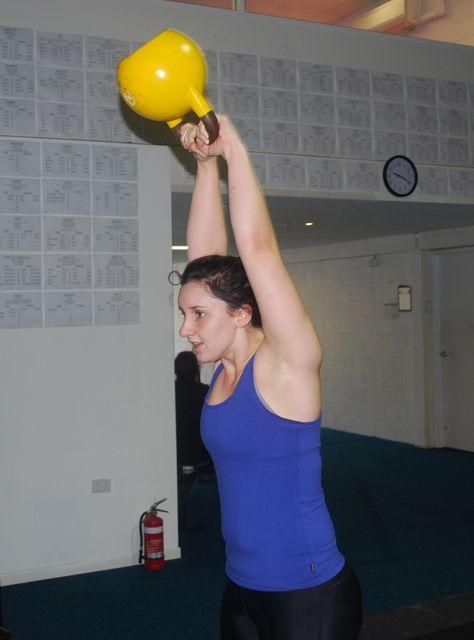 Kate P KB Swing