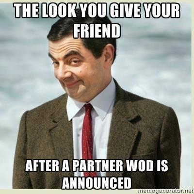 Partner Wod Meme