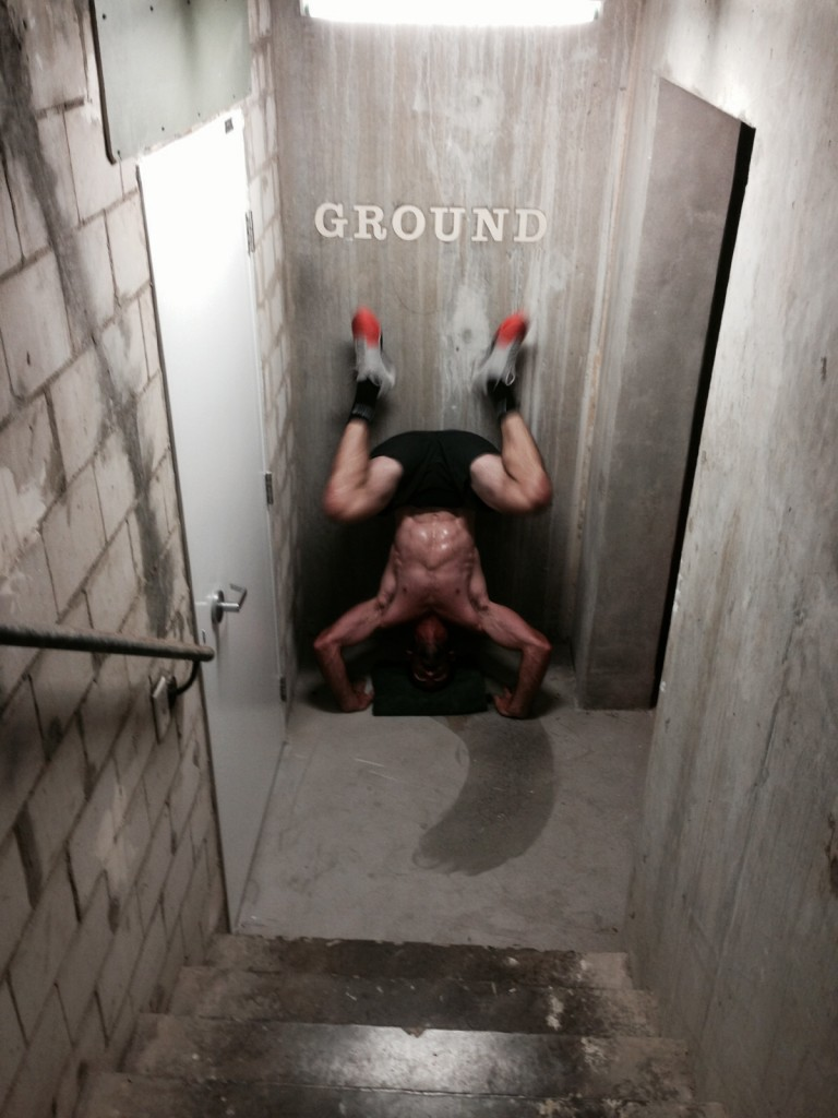 Trent - Anywhere Fitness - Hotel WOD