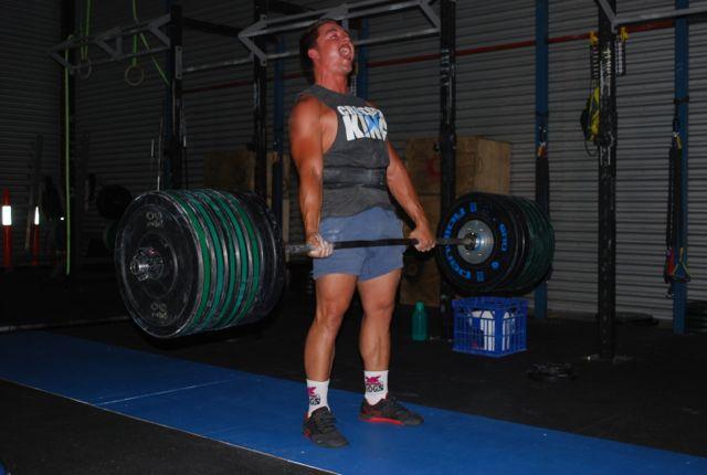 Congratulations Oz - 200kg
