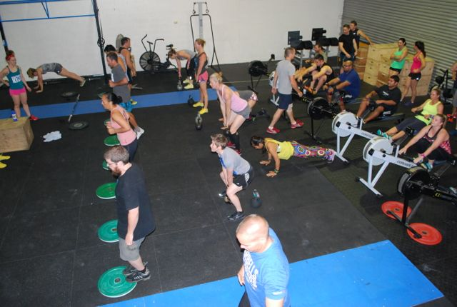 group plate wod