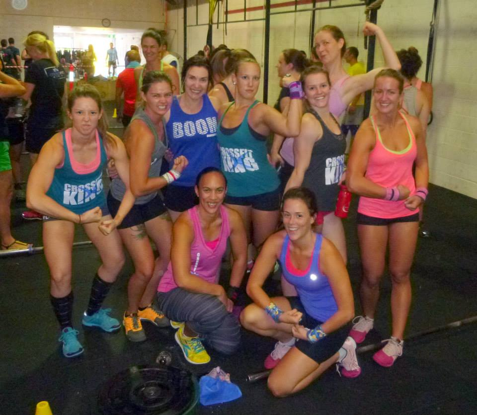 Strong fit chicks