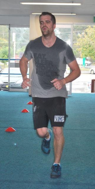 Greg run