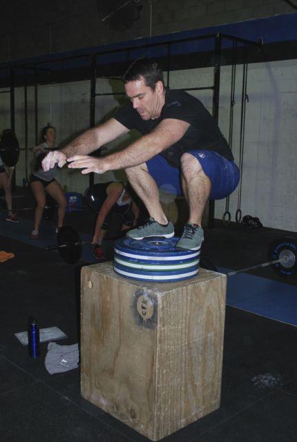 Shane box jump