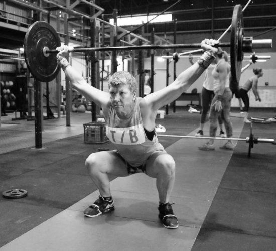 Kim Snatch lift
